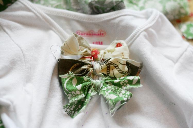 Ruffle shirt 022