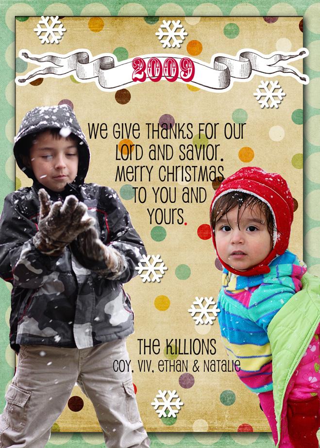 Card 2009